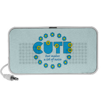 Cute Portable Speaker