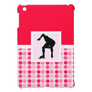 Cute Speed Skater iPad Mini Cover