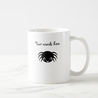 Cute spider coffee mug
