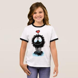 Cute Spider Shirt! Webber Loves You! Ringer T-Shirt