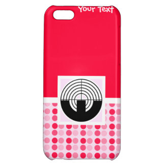 Cute Sport Shooting iPhone 5C Covers