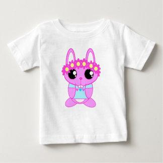 Cute Spring Bunny Rabbit Baby T-Shirt