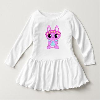 Cute Spring Bunny Rabbit Dress