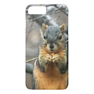 Cute squirrel and his nut iPhone 7 plus case