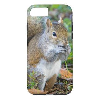 Cute Squirrel Eating iPhone 8/7 Case