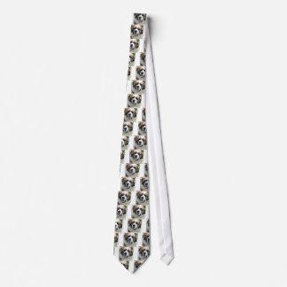 Cute St. Bernard Tie
