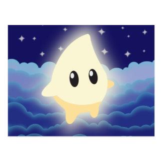 Cute Star Postcard
