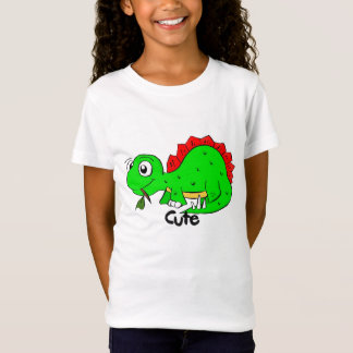 Cute Stegosaurus T Shirt
