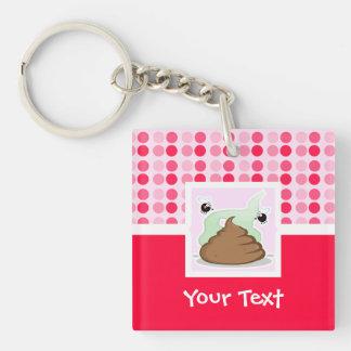 Cute Stinky Poo Key Chain