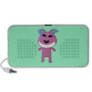 Cute Strange doggy Mp3 Speaker