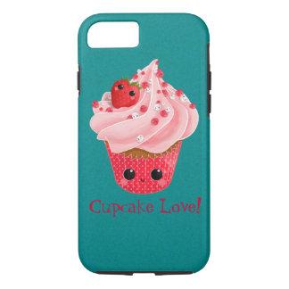 Cute Strawberry Cupcake iPhone 8/7 Case