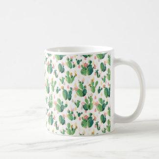 Cute Succulent Lovely Cactus Mug