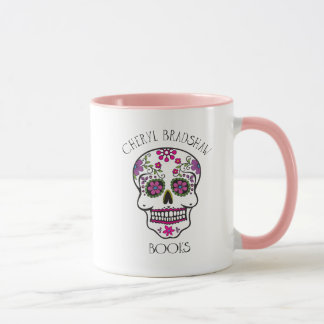 Cute Sugar Skull Coffee Mug