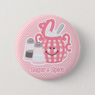 Cute Sugar & Spice Pin
