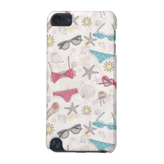 Cute Summer Abstract Pattern iPod Touch (5th Generation) Covers
