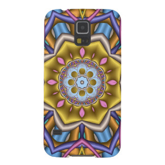 Cute Sunny fantasy flower Galaxy S5 Covers