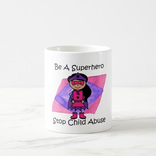 Cute Superhero Mug