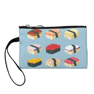 Cute Sushi Coin Purse