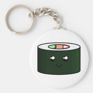 Cute Sushi Key Ring