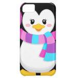 cute sweet little girl penguin cartoon iPhone 5C case