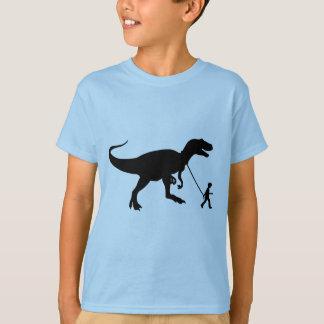 Cute T-rex Pet T-Shirt