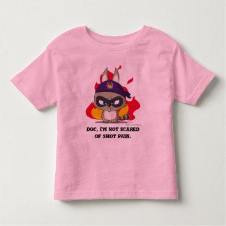 Cute T-shirt pirate raccoon cartoon character tee