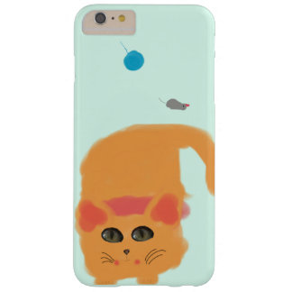 cute tabby kitten barely there iPhone 6 plus case