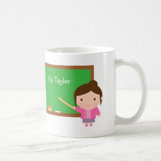 Cute Teacher Chalkboard Coffee Mug