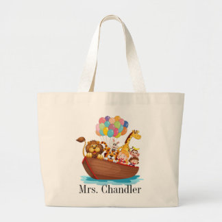Cute Teacher / Church / Birthday Tote Bag