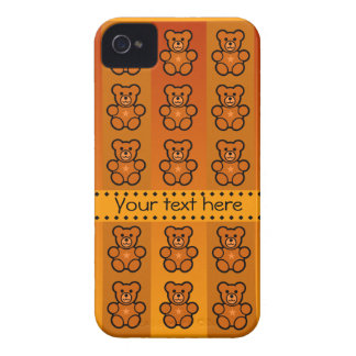 Cute Teddies iPhone 4 Case-Mate