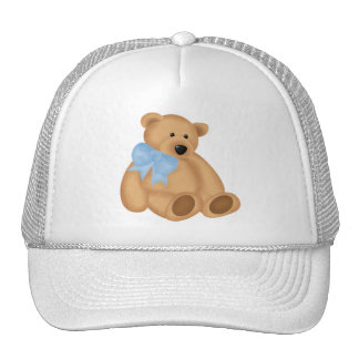 Cute Teddy Bear, For Baby Boy Hat