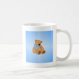 Cute Teddy Bear, For Baby Boy Coffee Mugs