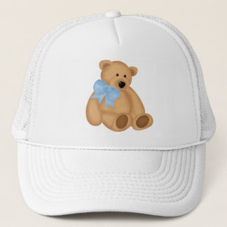 Cute Teddy Bear, For Baby Boy Trucker Hat