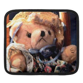 Cute Teddy Bear iPad Sleeve