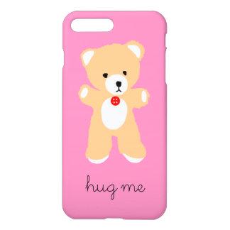 Cute Teddy Bear iPhone 7/6+ Case
