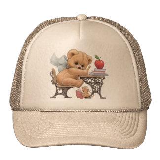 Cute Teddy Bear & Mouse Hats