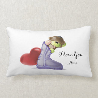 Cute Teddy Bear Pillow
