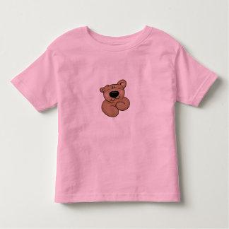 Cute Teddy Bear Toddler T-Shirt