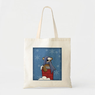 Cute Teddy - Christmas Design Tote Bag