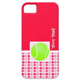 Cute Tennis Ball iPhone 5 Cases