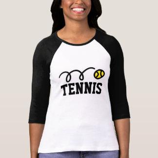 Cute tennis tops for women and girls t-shirts