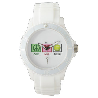 Cute Tennis Watch