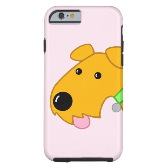 Cute Terrier Puppy Face iPhone 6/6s Case