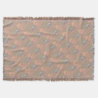 Cute Throw Blanket - Fanti