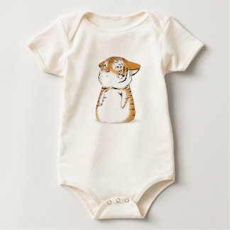 Cute Tiger Shirt for Baby