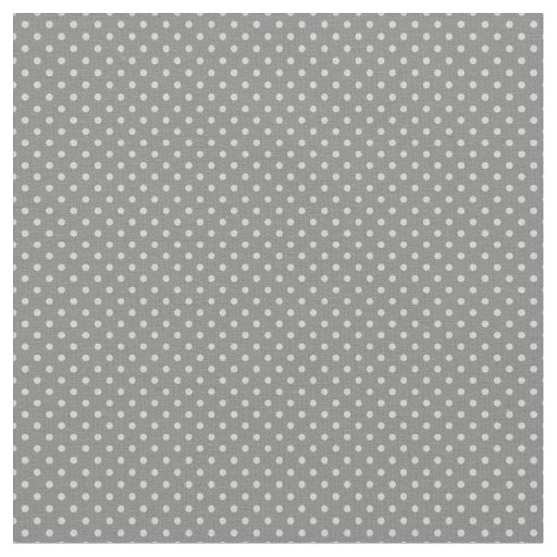 Cute Tiny Mini Smaller Pale Grey Polka Dot