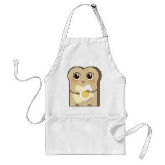 Cute Toasties - Butter and Egg Standard Apron