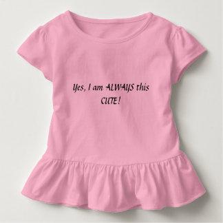 Cute Toddler Girl Shirt