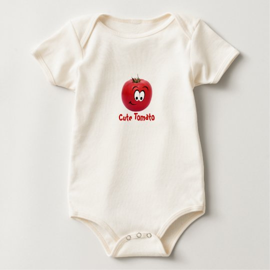 Cute Tomato T-shirt For Baby or Kids