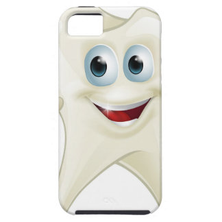 Cute tooth dental mascot case for the iPhone 5